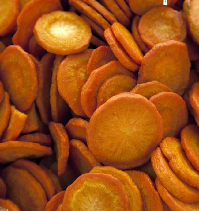 Морковь «фри» еда, закуска, полезно