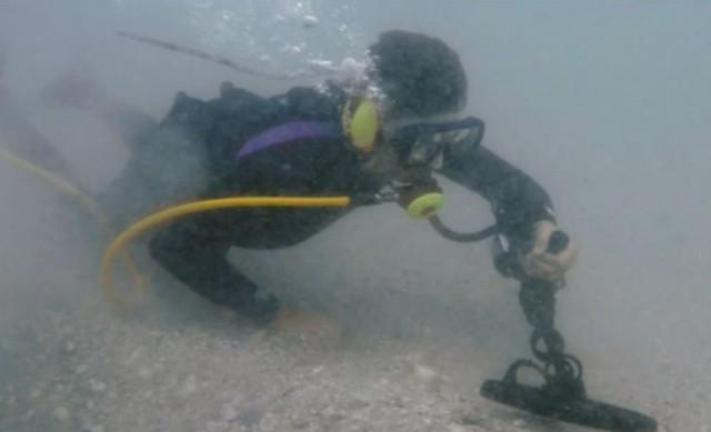 Со дна океана подняли сокровища на миллион баксов