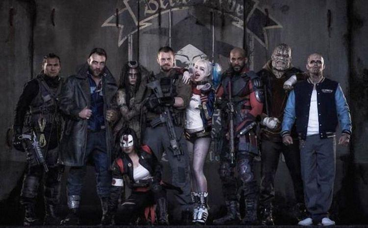 Отряд самоубийц (Suicide Squad) кино, премьера, фильм
