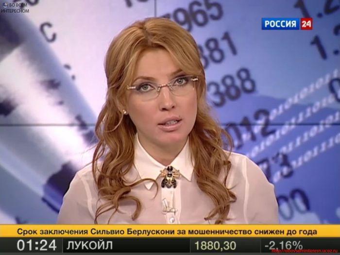 Самые красивые ведущие на российском ТВ