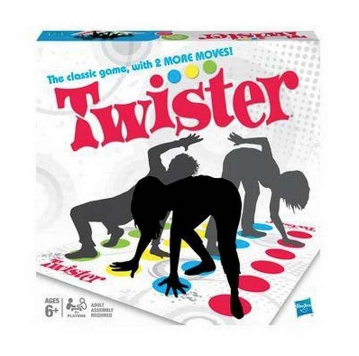 """3. """"Твистер"""" раньше считался неприличной игрой интересные факты, правда, прикол, факты"""