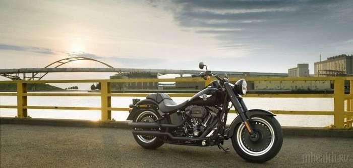 5 самых интересных мотоциклов Harley-Davidson 2016 года