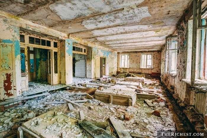 1. Припять, Украина катастрофы, страшные места, туризм, тюрьмы, убийцы, черный туризм