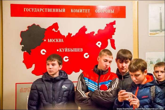 """Бункер Сталина / Stalin""""s Bunker"""