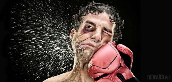 Как перестать бояться ударов в лицо во время уличной драки