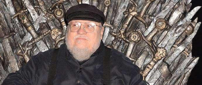Джордж Мартин приоткрыл завесу тайны над финалом «Игры престолов»