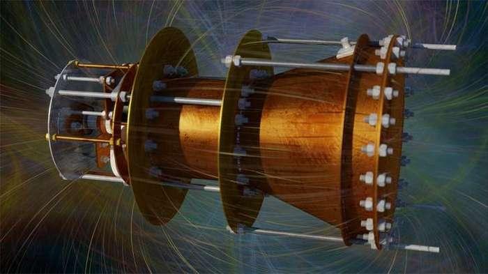Двигатель который нарушает законы физики