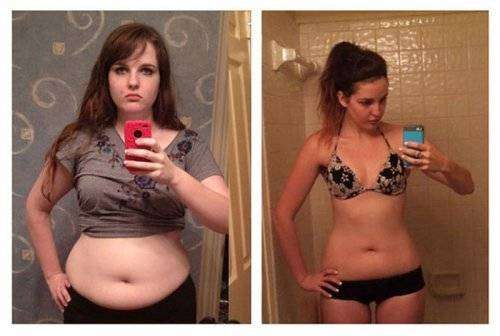 Из толстушек в красавицы 24