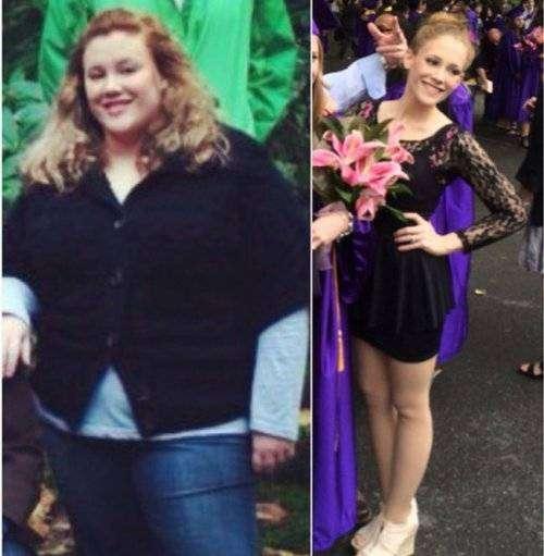 Из толстушек в красавицы 26