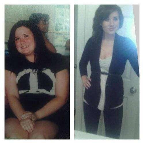 Из толстушек в красавицы 21