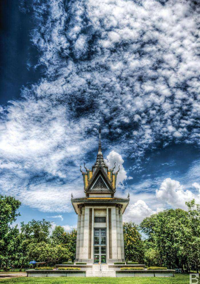 Путешествие по Камбодже (11 фото)