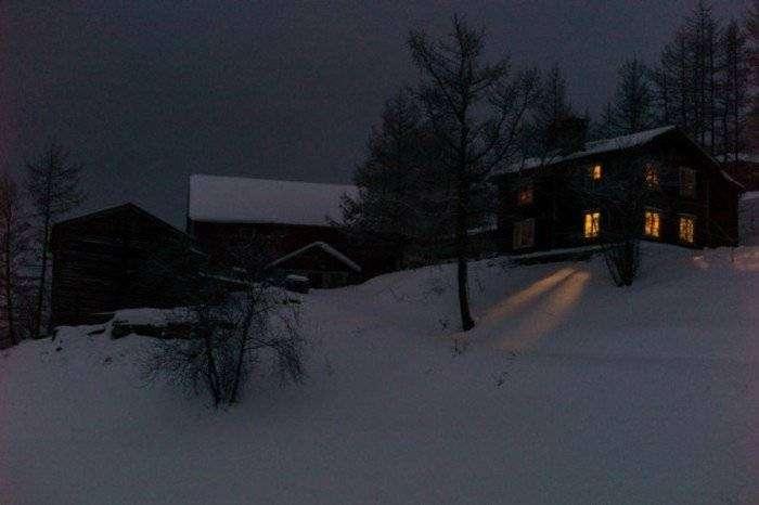 Жизнь норвежца, живущего в лесу. Интересные фото