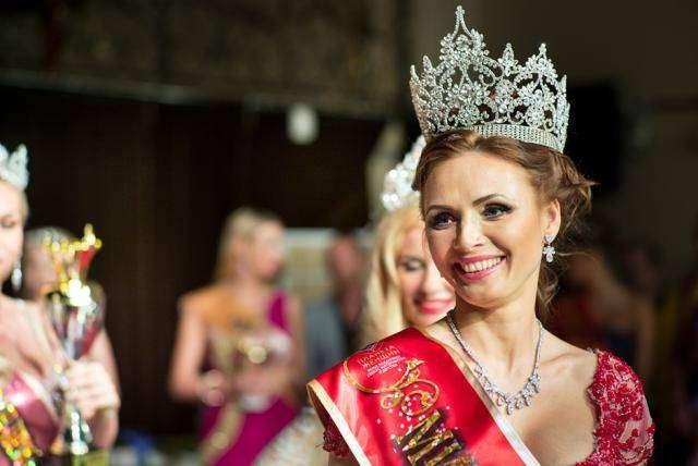 Фотоотчёт с конкурса «Миссис Россия-2015»