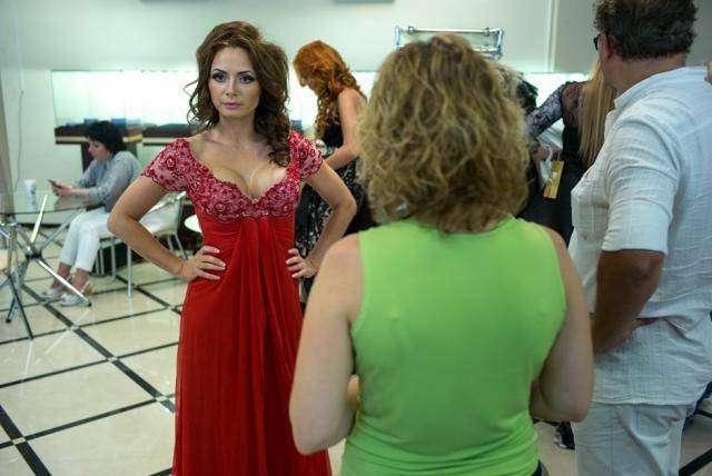 Фотоотчёт с конкурса «Миссис Россия-2015» (24 фото)