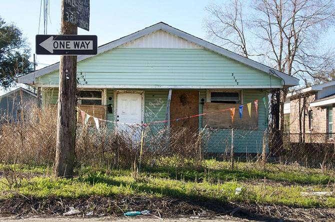 Нью-Орлеан спустя 10 лет после урагана «Катрина» (26 фото)