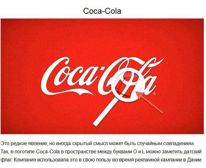 Что скрывается за логотипами известных компаний (16 фото)