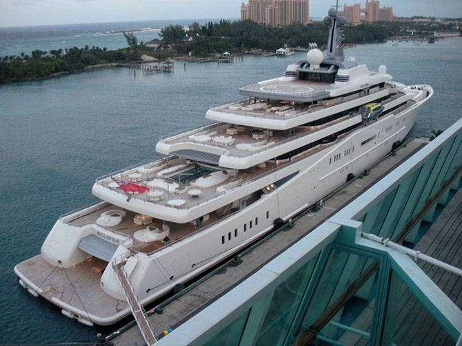 Самые дорогостоящие элитные яхты в мире (10 фото)