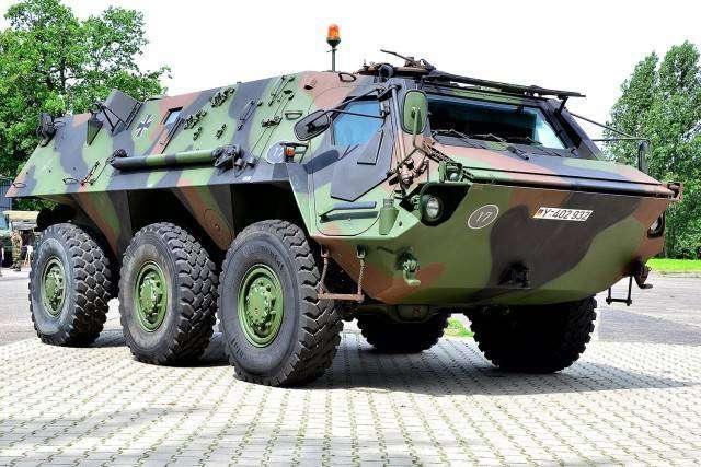 8 лучших военных автомобилей (8 фото)