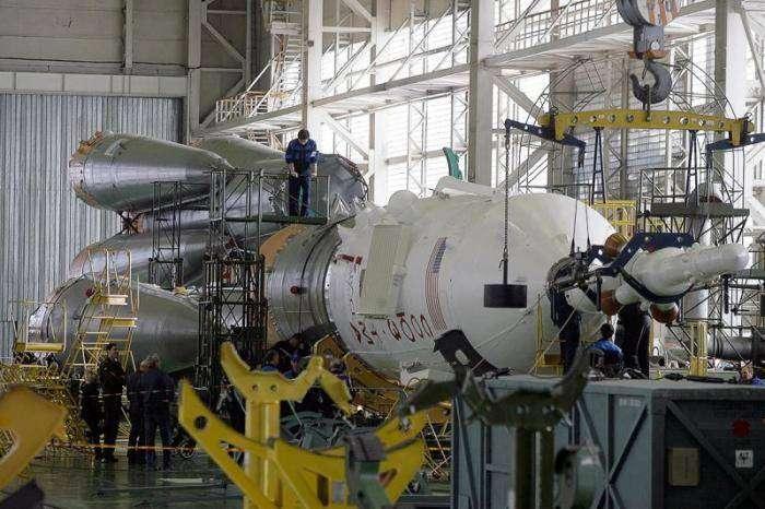 Перед полетом на МКС (9 фото)