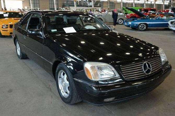 Машины из Америки, которые можно купить менее, чем за 10 тысяч долларов (24 фото)