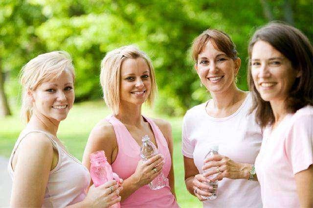 Американки - какие они? 10 типов женщин (11 фото)