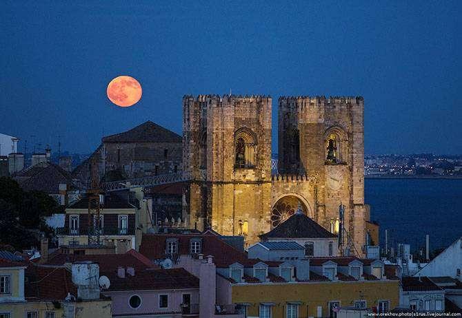 Прогулка по Лиссабону (34 фото)