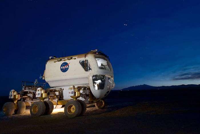Передовые технологии NASA позволят человеку освоить Марс (10 фото)