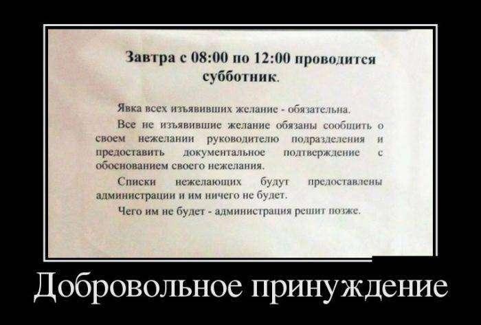 Демотиваторы №1150 (30 фото)