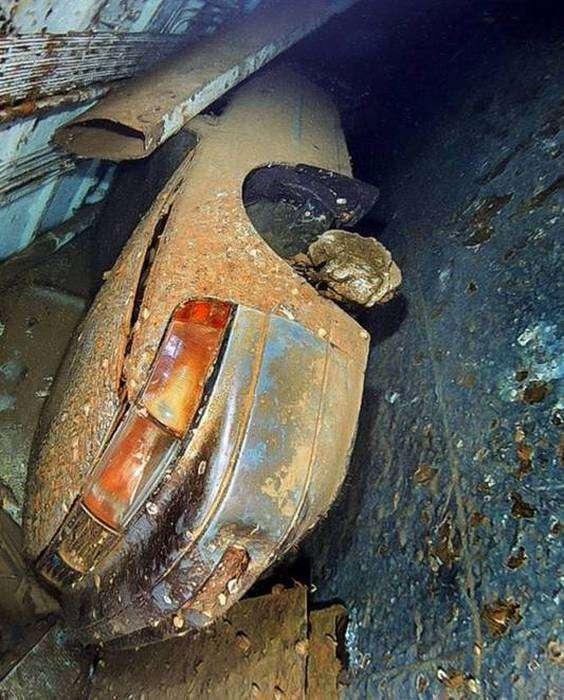 Теплоход Salem Express спустя 24 года после трагедии (20 фото)