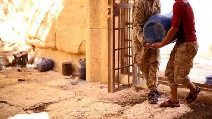 Боевики ИГИЛ уничтожили храм Ваала в Пальмире