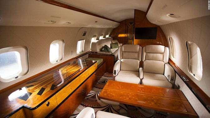 Как выглядят салоны лучших бизнес-самолётов в мире (12 фото)