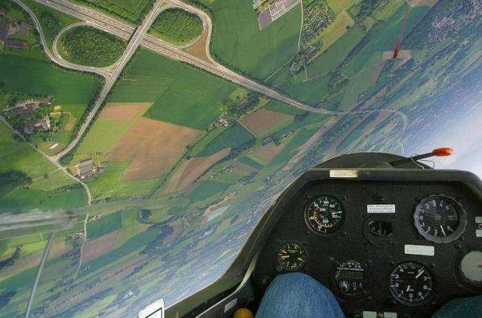 Взгляд с высоты (16 фото)
