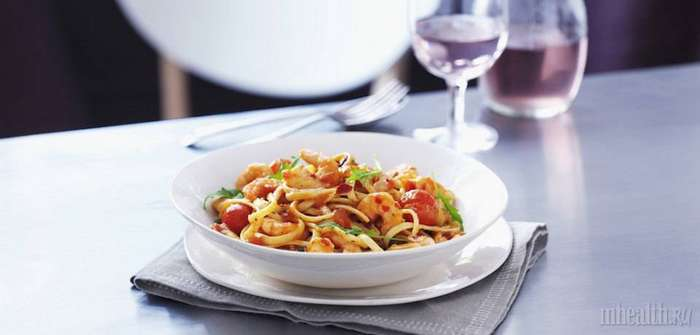 Быстрый способ приготовить настоящую итальянскую пасту