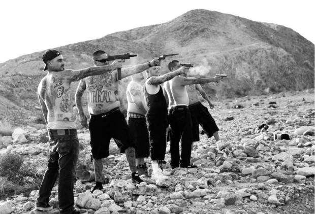 Суровый быт мексиканских банд