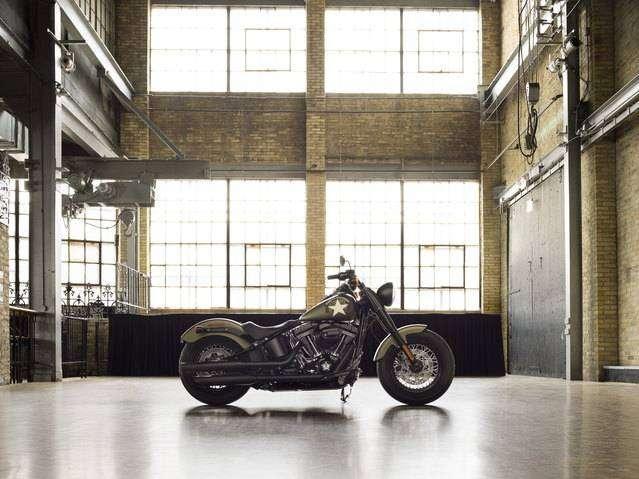 Фото 3 - 5 самых интересных мотоциклов Harley-Davidson 2016 года