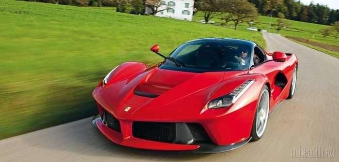 5 главных автомобилей Ferrari, сделавшие марку легендарной