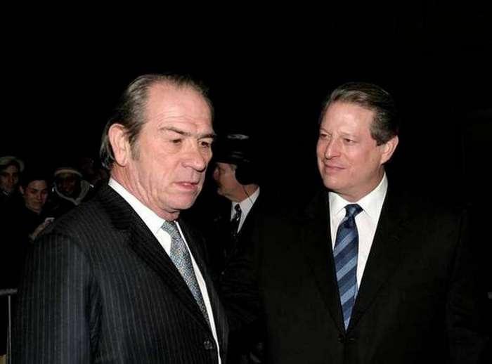 22. Эл Гор и Томми Ли Джонс были соседями по комнате в Гарварде интересные факты, правда, прикол, факты