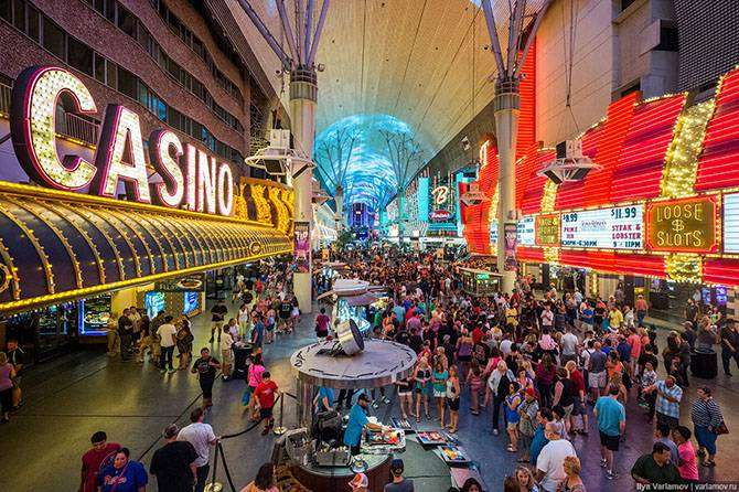 Лас-Вегас: рай на земле!