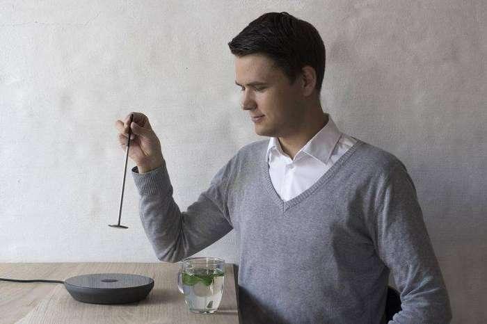 14. Стержень, позволяющий нагреть любую жидкость гаджет, кухня