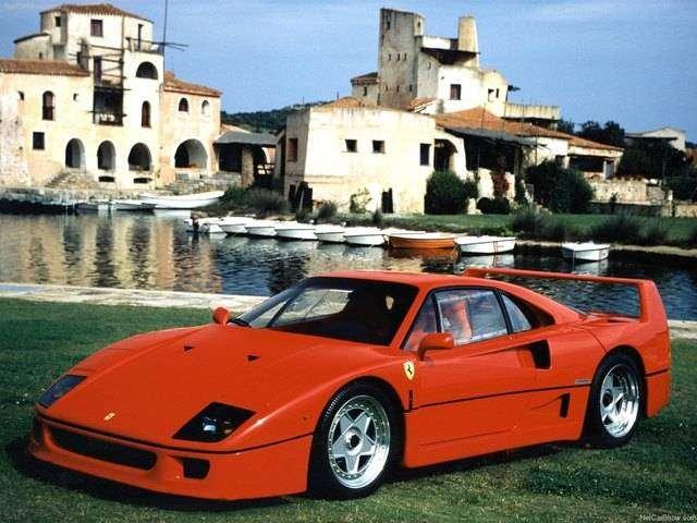 Фото 3 - 5 главных автомобилей Ferrari, сделавшие марку легендарной