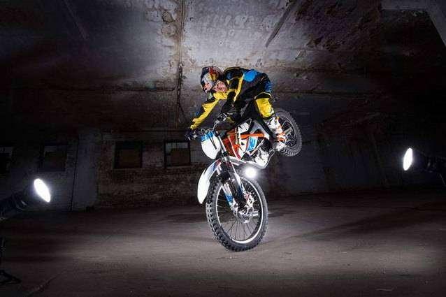 Фото 5 - 5 самых заметных серийных электрических мотоциклов