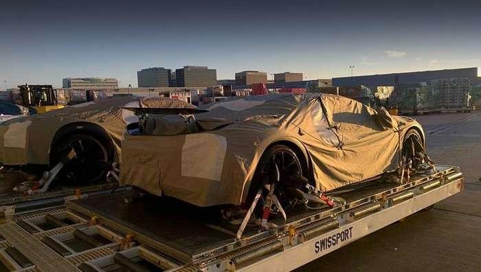 Гиперкар Bugatti Chiron дебютирует в Женеве в следующем году