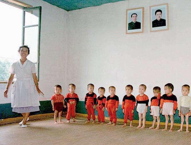 Привелегированный детский сад