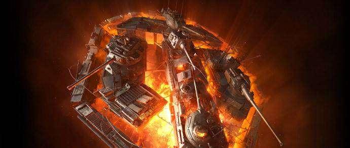 Wargaming празднует 5-летие игры World of Tanks