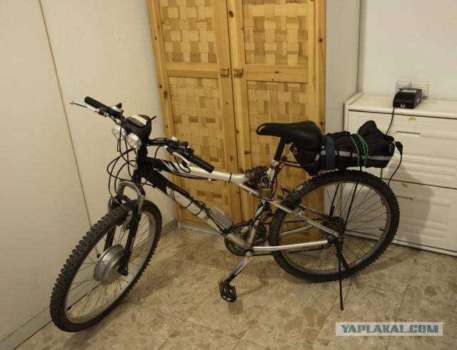Электровелосипед дешевле 600$