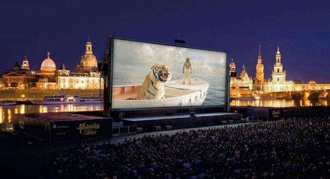 ТОП самых удивительных кинотеатров в мире