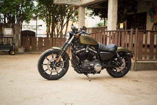 Фото 1 - 5 самых интересных мотоциклов Harley-Davidson 2016 года