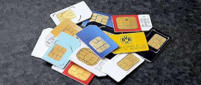 В России предлагают запретить больше 10 мобильных номеров на человека