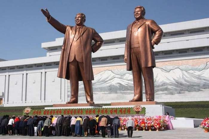2. Корейская Народная Демократическая Республика катастрофы, страшные места, туризм, тюрьмы, убийцы, черный туризм