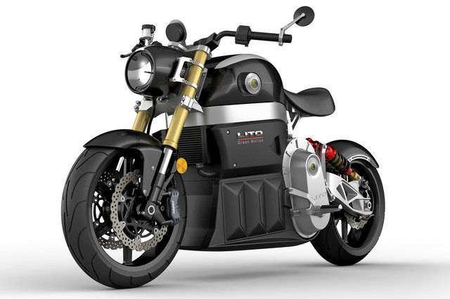 Фото 1 - 5 самых заметных серийных электрических мотоциклов